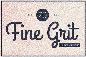 Fine Grit Textures