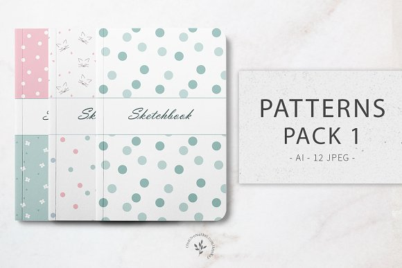 Patterns Pack 1