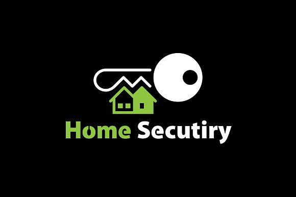 Home Secutiry Logo