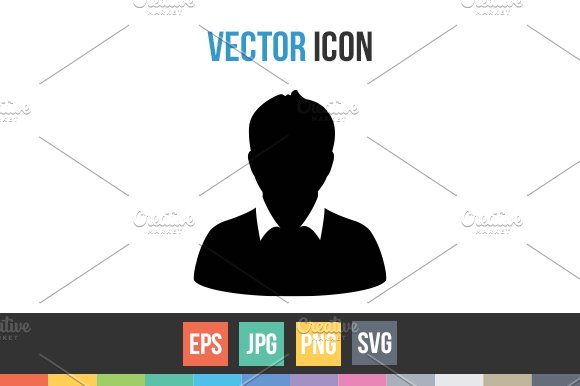 User Profile Person Avatar Vector