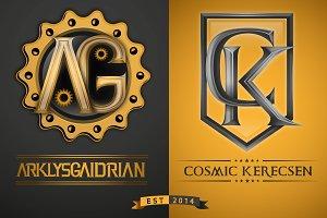 ArklysGaidrian & CosmicKerecsen 3D