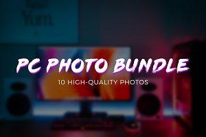 PC Hackintosh RGB Photo Bundle
