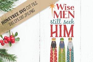 Wise Men Still Seek Him Folk Art