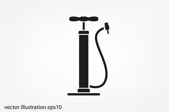 Pump Icon Vector