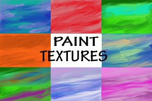 Paint textures V2