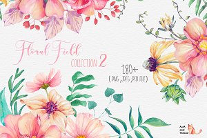 FLORAL FIELD collection 2