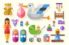 Happy Event Icons