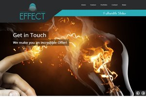 Effect- WordPress Multipurpose Theme