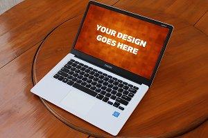 Windows Laptop Display Mock-up#28