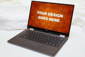 Windows Laptop Display Mock-up#29