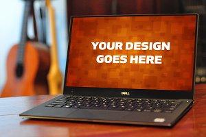 Windows Laptop Display Mock-up#30