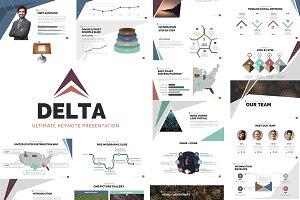 Delta | Keynote Template
