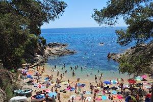 Sa Cova beach