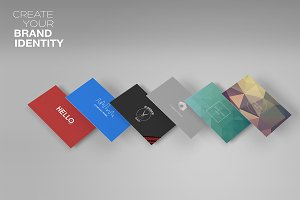 Hello Business Card Bundle
