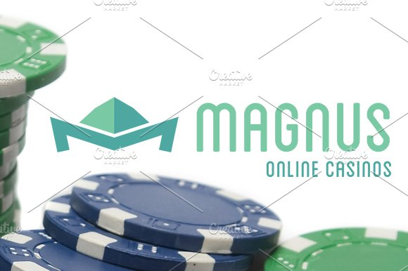 Magnus Online Casinos in Logo Templates - product preview 1