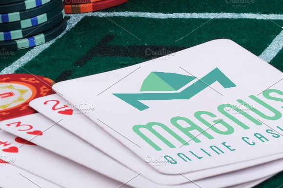 Magnus Online Casinos in Logo Templates - product preview 2
