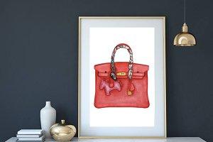 Printable Handbag
