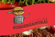 Burger Samurai Sensei of burgers