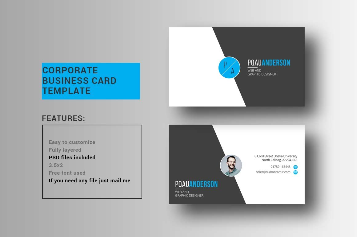 Bektigoto Business Card ~ Business Card Templates ~ Creative Market