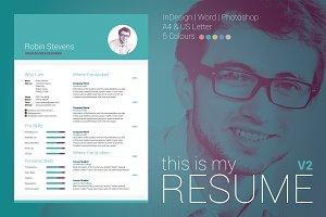 My Resume V2