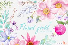 FLORAL FIELD collection