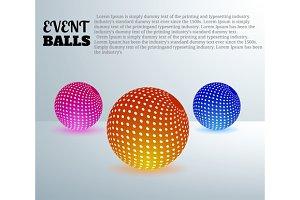 Event balls