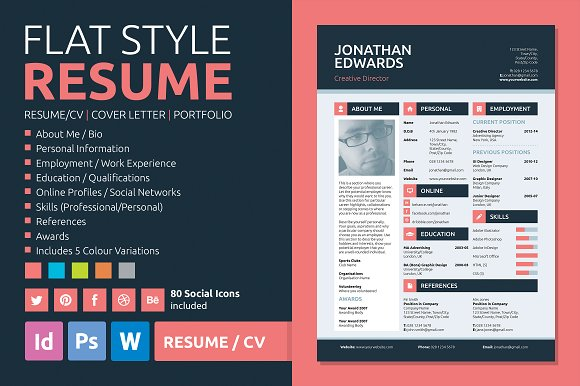 7 tips for designing the perfect resume creative market blog