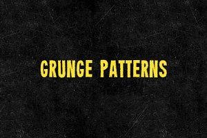 Seamless Grunge Patterns
