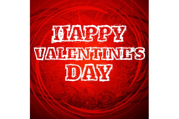 Valentines Day Draw Text Graphics Creative Market
