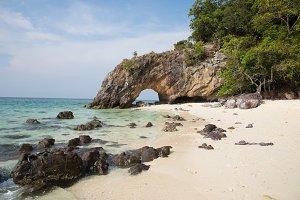 Koh Kai Island in Thailand