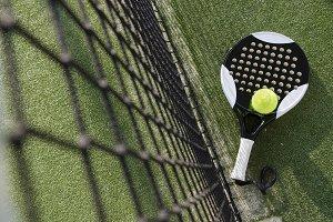 Pddle tennis objects