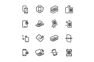 Simple Smart Cover Icons