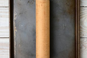 Wood Rolling Pin