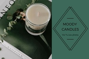 MOODY CANDLES