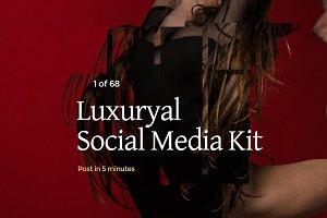 Luxuryal Social Media Kit