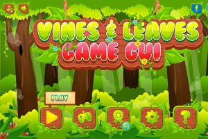 Vines & Leaves - Game GUI
