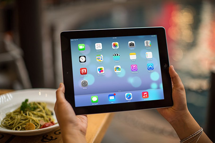 iPad Template, Linguine (S) in Templates - product preview 8