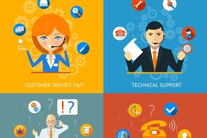 Technical Support & Customer Service