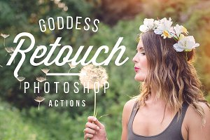 Goddess Retouch Collection