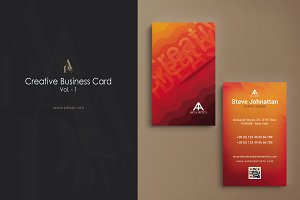 Creative Business Card - Vol. 1