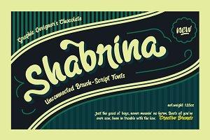 Shabrina Font Family