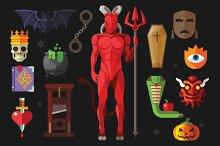 Demon Character