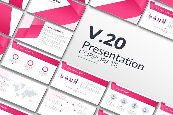 Presentation Corporate 20