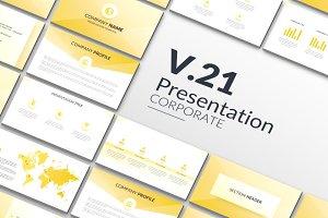 Presentation Corporate 21
