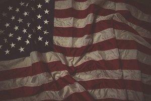 Heritage American Flag