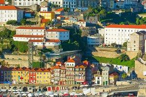 Porto Old Town , Portugal