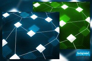 Network Background Image