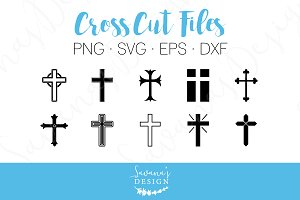 Cross Cut Files and Clipart