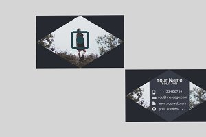 Phtdmdbgmd Business Card Template