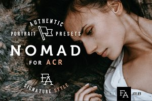Nomad ACR Photoshop Presets